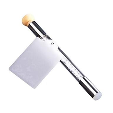 voordelige Nagelgereedschap & Apparatuur-2pcs Nail Art Tool Nail Art-spons Nail Art Kit Voor Creatief / Duurzaam Nagel kunst Manicure pedicure Gepersonaliseerde / Outfits / Casual / Dagelijks Alledaagse kleding