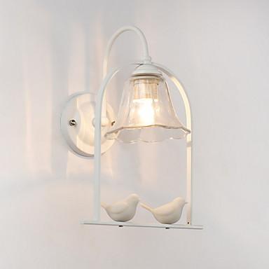 Nytt Design Moderne Moderne Vegglamper Stue / Soverom Metall Vegglampe 220-240V 40 W / E14