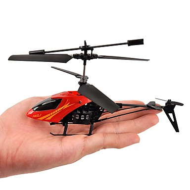 cheap Outdoor Fun & Sports-RC Helicopter 2CH - Mini / LED Lights Outdoor / Mini
