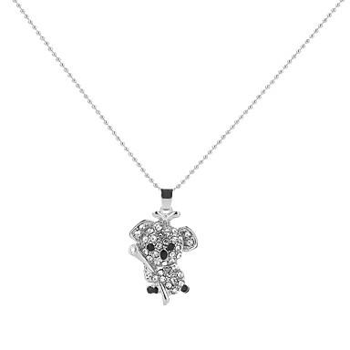povoljno Modne ogrlice-Ogrlice s privjeskom Geometrijski Klaun Sa životinjama Crtići Vjenčanje Moda Legura Obala 50 cm Ogrlice Jewelry Za Party Zabava / večer Dar