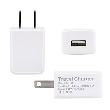 Dock-lader USB-lader Us Plugg / USB QC 2.0 1 USB-port 2.4 A 110~220 V til