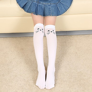 7cb18e282625 Kids Girls' Active Daily Print Mesh Polyester Underwear & Socks White  6708454 2019 – $5.98
