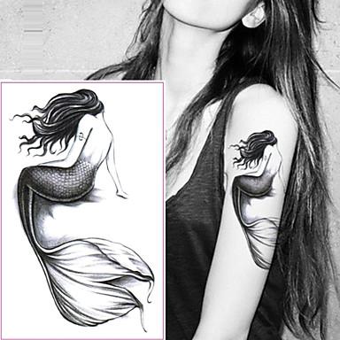 699 5 Pcs Naklejki Z Tatuażem Tatuaże Tymczasowe Seriale Animowane Sztuka Na Ciele Nadgarstek