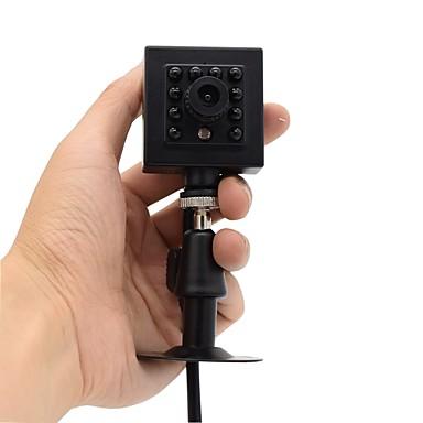 960p wifi ir kutt støtte tf kort innendørs med prime dag natt bevegelsesdeteksjon fjerntilgang ir-cut plug og play ip kamera metall stents