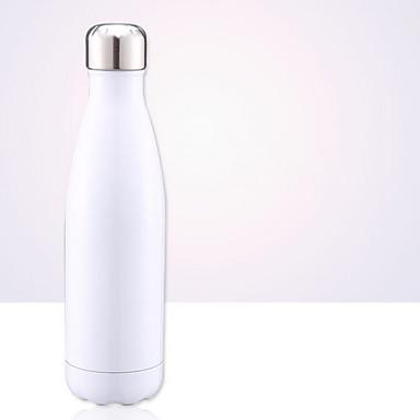preiswerte Reisezubehör-Trinkgefäße Edelstahl Sport-Flasche Tragbar 1pcs