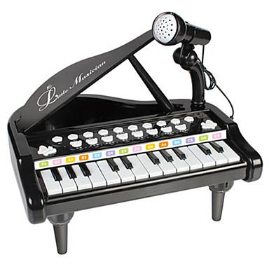 preiswerte Spielzeuginstrumente-Intex Elektronisches Piano-Spielzeug Stimme Klang Unisex Jungen Mädchen Baby Spielzeuge Geschenk 1 pcs