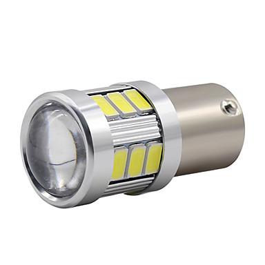 povoljno Motori i quadovi-SO.K 2pcs 1156 Motor / Automobil Žarulje 3 W SMD 5730 300 lm 18 LED Dnevna svjetla / Žmigavac svjetlo / Motor For Univerzális Sve godine