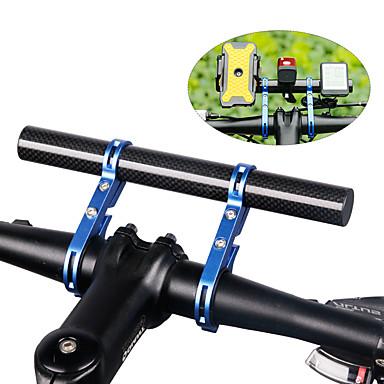 povoljno Dijelovi za bicikl-Extender za bicikl stabljike Produživač ručke za bicikl Carbon Fiber Mala težina za Cestovni bicikl Mountain Bike Carbon Fiber Plava Crn Red