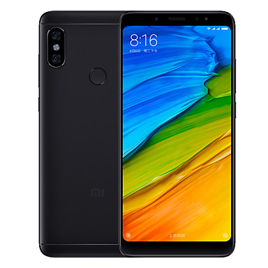 "Xiaomi redmi Notas 5 global Versão 5.99inch ""4G Smartphone (3GB + 32GB 5mp / 12mp Snapdragon 636 4000mAh) / Dual Camera"