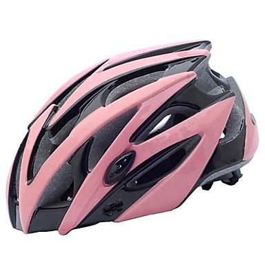 Vuxen cykelhjälm 21 Ventiler CE Stöttålig 0b6a8587eedbb