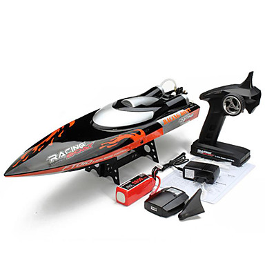 preiswerte RC Boote-RC Boot FT010 Kunststoff 4 pcs Kanäle 35 km/h KM / H