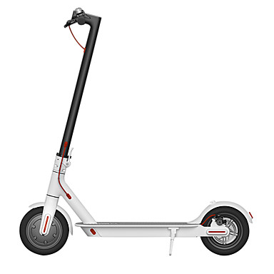 Xiaomi M365 Electric Scooter Anti-slip 8 Inch Aluminium Alloy 500*110mm 250 W Up To 30000 m And 25 km/h Lightweight, Portable Folding, APP Control White / Black