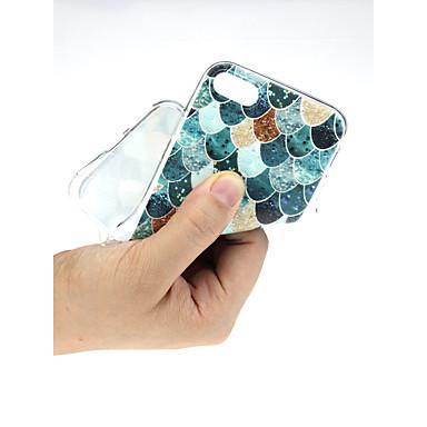 Etui Til Apple iPhone X / iPhone 8 Plus / iPhone 8 Ultratynn / Mønster / Smuk Bakdeksel Landskap Myk TPU