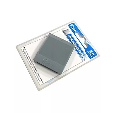 preiswerte Wii Zubehör-For Wii Konverter Für Wii U / Wii . SD-Speicheradapter Konverter Metal / ABS 1 pcs Einheit