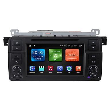 levne Auto Elektronika-Factory OEM 1 Din Android / Android 8.0 Zabudovaný Bluetooth / GPS / RDS pro BMW Podpěra, podpora / Dotykový displej / SD / USB podpora