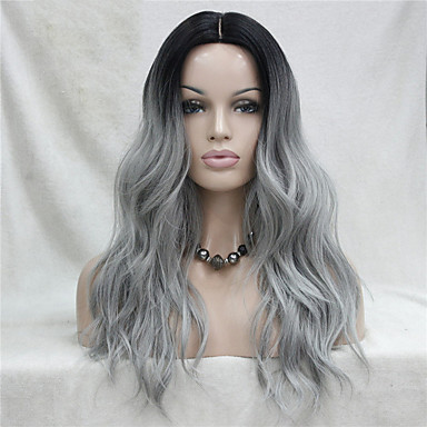 Lace front perücke