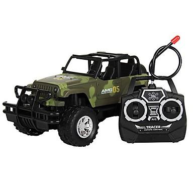 رخيصةأون بوغي و شاحنة-RC سيارة 10.2 CM شاحنة 1:18 فرشاة كهربائية KM / H