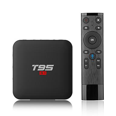 PULIERDE T95 S1 Amlogic S905W 2GB 16GB / Kvadro-Kjerne