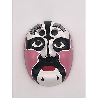 levne Masky-Halloweenské masky Maska animovaná Jídlo a nápoje Dětské Dospělé Unisex Chlapecké Dívčí