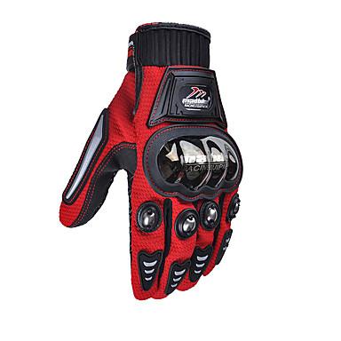 billige Motorsykkel & ATV tilbehør-Madbike Full Finger Unisex Motorsykkel hansker Blandet Materiale Pustende / Slitasje-sikker / Beskyttende