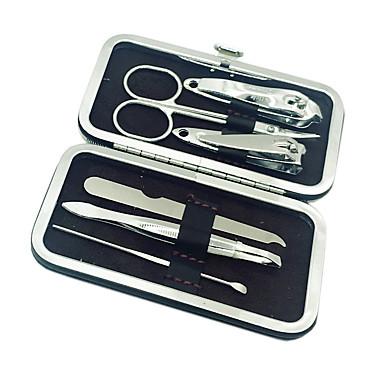voordelige Nagelgereedschap & Apparatuur-6 Nail Art Tool Nagel behandeling Scharen Voor Waterbestendig / Multi-Type Nagel kunst Manicure pedicure Gepersonaliseerde / Professioneel / Nagelkunstkits en accessoires