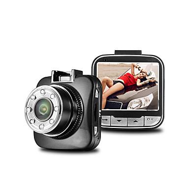 billige Bil-DVR-Blackview G55 1080p Mini / Søtt / HD Bil DVR 170 grader Bred vinkel CMOS-sensor 2 tommers LCD Dash Cam med Night Vision / G-Sensor / Parkeringsmodus 8 infrarøde LED Bilopptaker / 2.0 / Loop-opptak