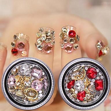 5 pcs Multi Function / Najbolja kvaliteta Eko-friendly materijal Nakit za nokte Za Kreativan nail art Manikura Pedikura Dnevno pomodan / Moda