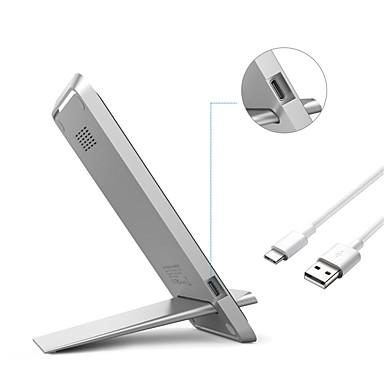 Trådløs Lader USB-lader Universal Trådløs Lader 1 A DC 9V til iPhone X / iPhone 8 Plus / iPhone 8