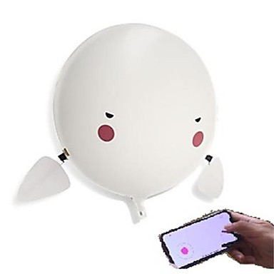 cheap Novelty RC Toys-Qbofly Balloon Emoji Creative 3D Cartoon Remote Control Toy 1 pcs Adults Teenager Toy Gift