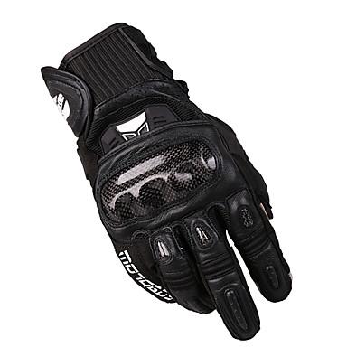 billige Motorsykkel & ATV tilbehør-MOTOBOY Full Finger Unisex Motorsykkel hansker Svamp Pustende / Støtsikker / Beskyttende