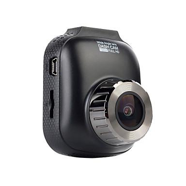 levne Auto Elektronika-1,5 palcový automobil 1080p otočený 170 stupňů ultra širokoúhlý palubní fotoaparát vozidlo digitální video rekordér videokamery