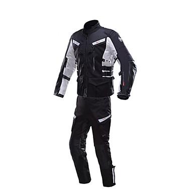 povoljno Motori i quadovi-DUHAN D-201SET Odjeća za motocikle Jacket Pants SetforMuškarci Proljeće & Jesen Anti-vjetar / Otporno na nošenje / Udoban