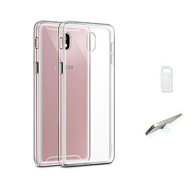 preiswerte Bis zu 0,99 $-Hülle Für Samsung Galaxy J3 (2017) Transparent Rückseite Solide Weich TPU