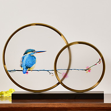 Decorative Objects Home Decorations Metal Simple Style For Home