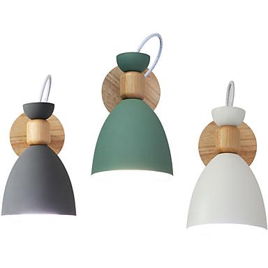 Original Vegglamper Spisestue / Innendørs / butikker / cafeer Metall Vegglampe IP44 220-240V 40 W / E27