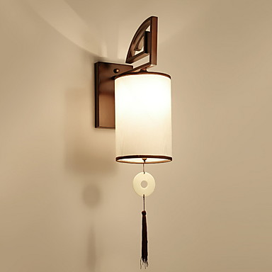 Vintage Vegglamper Soverom / Kontor Metall Vegglampe 220-240V 40 W