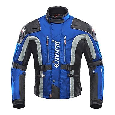 povoljno Motori i quadovi-DUHAN D023jacket Odjeća za motocikle ZakóforMuškarci Oxford tkanje Zima Otporne na nošenje / Protection / Prozračnost