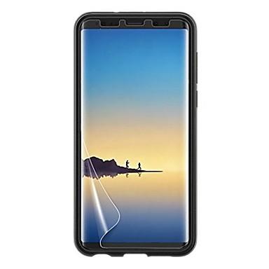 preiswerte Bis zu 0,99 $-Samsung GalaxyScreen ProtectorNote 8 High Definition (HD) Vorderer Bildschirmschutz 1 Stück PET