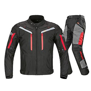 povoljno Motori i quadovi-jahanje pleme jk-40 profesionalni moto jakne hlače zima toplo motocikl odijelo sigurnost motocikl utrke odjeće četiri sezone
