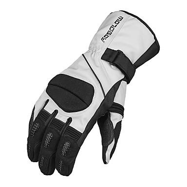 povoljno Motori i quadovi-MOTOBOY Cijeli prst Uniseks Moto rukavice Oxford tkanje / Koža / Pamuk Vodootporno / Ugrijati / Otporno na nošenje