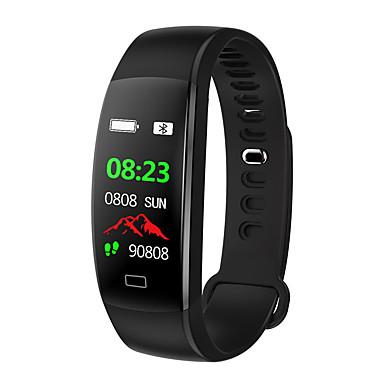 preiswerte Smart Aktivität, Clips & Armbänder-f64 smart armband bluetooth fitness tracker unterstützung benachrichtigung / pulsmesser sport wasserdichte smartwatch für iphone / samsung / android handys