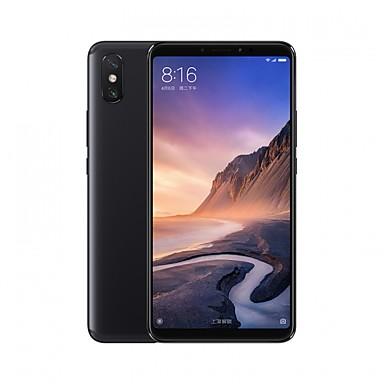 """Xiaomi MI Max 3 6.9 polegada """"smartphones 4G (4GB 64GB 5 + mp / pf Snapdragon 12 636 5500 mAh mAh)"""