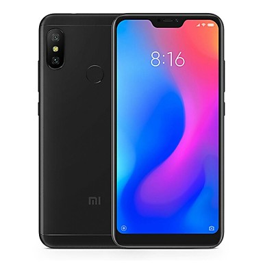 "Xiaomi Mi A2 Lite Global Version 5.84 inch "" 4G Smartphone ( 4GB + 32GB 5 mp / 12 mp Qualcomm Snapdragon 625 4000 mAh mAh )"