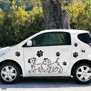 Black car stickers cartoon door stickers cartoon stickers 6787248 2018 34 99