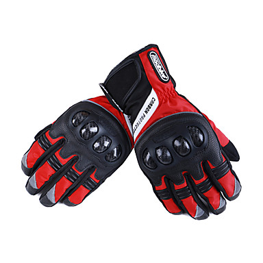cheap Automotive-Madbike Full Finger Unisex Motorcycle Gloves Mixed Material Waterproof / Wearproof / Protective