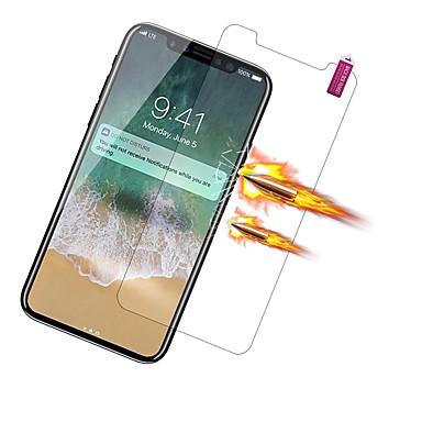 preiswerte Bis zu 0,99 $-AppleScreen ProtectoriPhone X High Definition (HD) Vorderer Bildschirmschutz 1 Stück PET