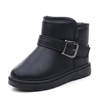 Αγορίστικα Παπούτσια Φο Δέρμα Χειμώνας Ανατομικό   Μπότες Χιονιού Μπότες  για Μαύρο   Ροζ 6794934 2018 –  14.99 f859e48048c