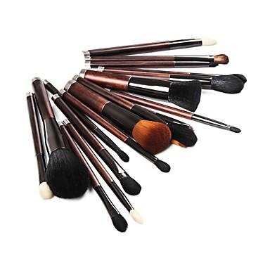 preiswerte Make-up-Pinsel-Sets-Professional Makeup Bürsten Hautpflege 21pcs vollständige Bedeckung Holz / Bambus zum