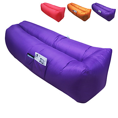 Excellent 41 19 Air Sofa Inflatable Sofa Sleep Lounger Air Bed Outdoor Waterproof Portable Fast Inflatable Polyester Taffeta 260 70 Cm Fishing Beach Camping Machost Co Dining Chair Design Ideas Machostcouk
