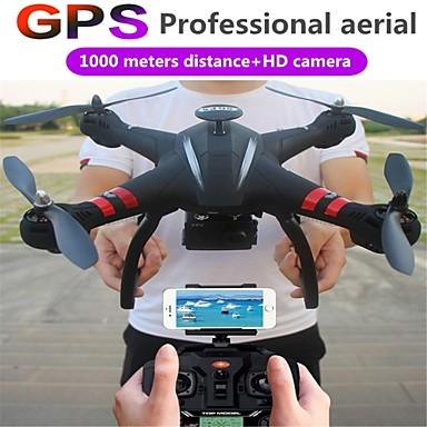 رخيصةأون تحكم غن بعد طائرات-RC طيارة XINGYUCHUANQI X22 RTF 10.2 CM 6 محور 2.4G جهاز تحكم لصناعة السيارات في الاقلاع جهاز تحكم / كاميرا / 1 USB كابل / 110 درجة